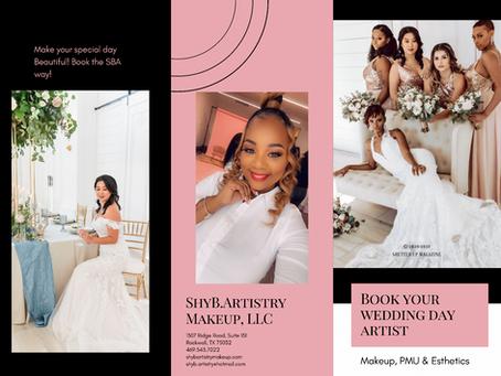 Book your wedding day MUA!!