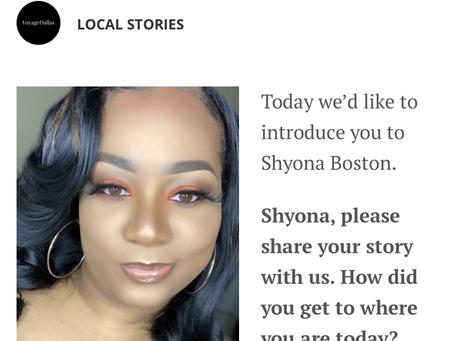 Meet Shyona Boston of ShyB.Artistry