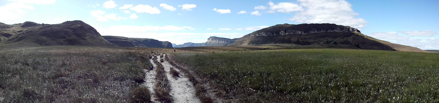 Gerais dos Vieiras, Vale do Pati
