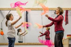 Gyermekzsonglőr / Juggling for kids