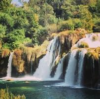 Beautiful trip to Krka National Park