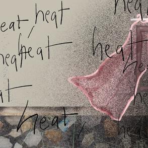 Art with Words: 'Heat'