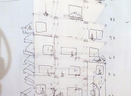 S-共同住宅 設計開始!