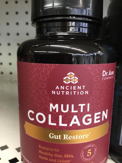 Ancient Nutrition Multi Collagen Gut Restore 45 caps