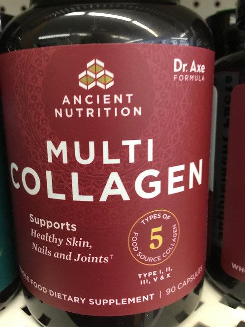 Ancient Nutrition Multi Collagen 90caps