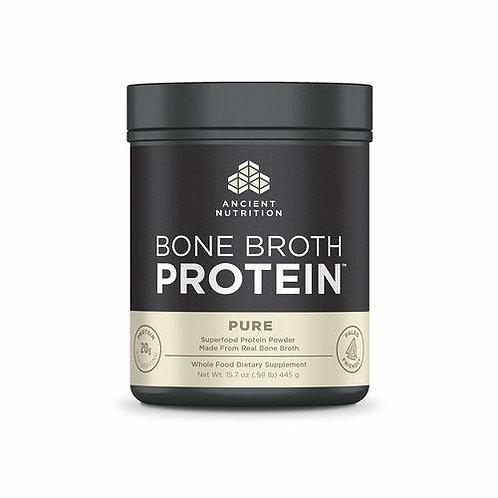 Ancient Nutrition Bone Broth Protein Pure 15.7 oz.