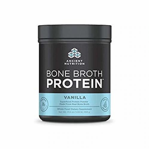 Ancient Nutrition Bone Broth Protein Vanilla 17.4 oz