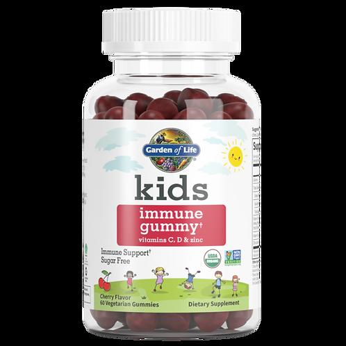 Garden of Life Kids Immune Gummy Cherry 60 gummies