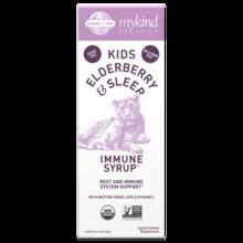 Garden of Life Kids Elderberry & Sleep Immune Syrup  116 ml
