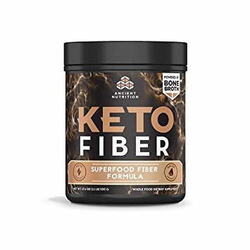 Ancient Nutrition Keto Fiber 17.6 oz