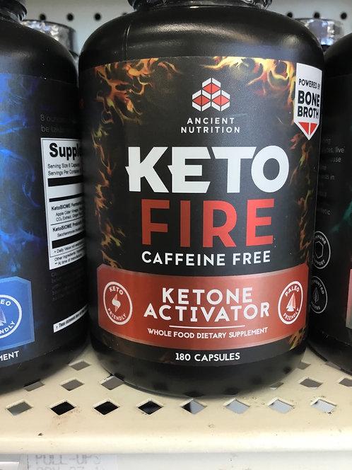 Ancient Nutrition Keto Fire Caffeine Free 180 caps