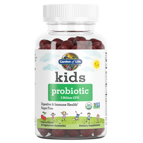 Garden of Life Kids Probiotic  Cherry  30 gummies