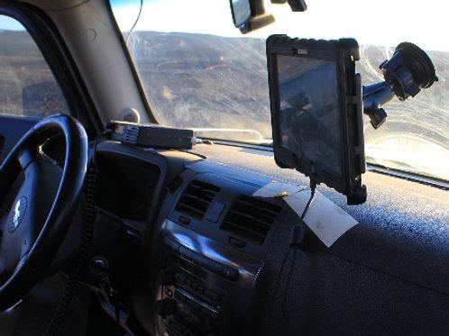 SUPPORT OFF ROAD pour GPS TREK XL