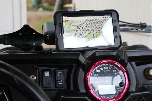 SUPPORT OFF ROAD pour GPS TREK 7 pouces