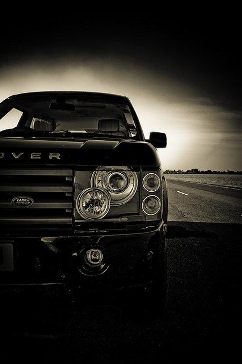 Ordinateur de bord pour Range Rover L322 2002/2004