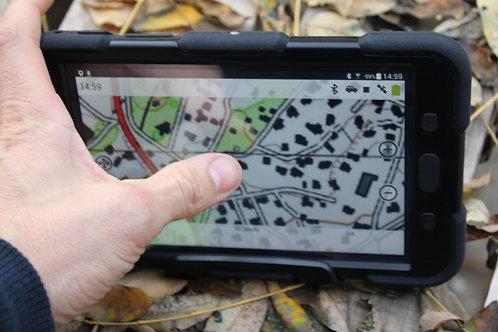 TREK M : GPS 7 POUCES + 1 H prise en main