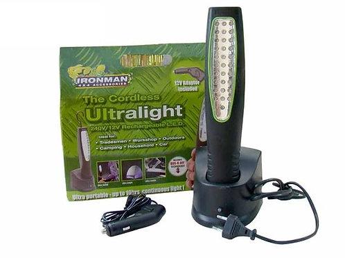 Lampe torche à leds compacte et puissante Incassable !
