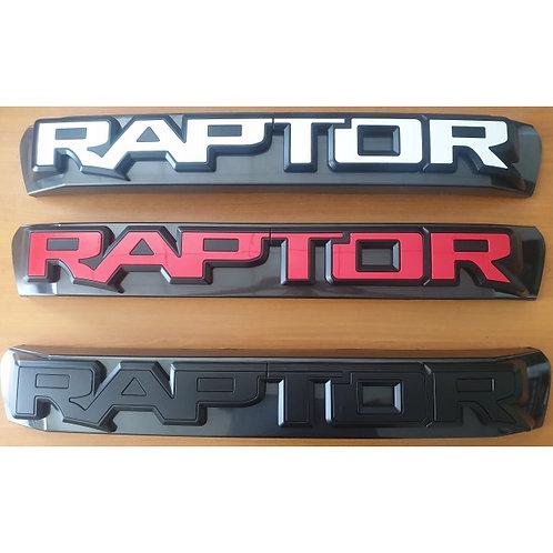 Calandre RAPTOR pour Ford Ranger 2019+