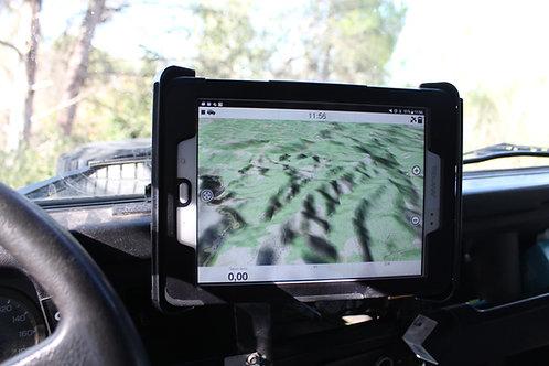 PROMO PACK TOUT COMPRIS TREK XL : GPS 10.1 POUCES + support +  12V + for