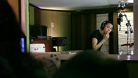 Nora Norman. Studio session