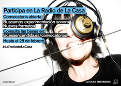 LCE. Promo La Radio de La Casa