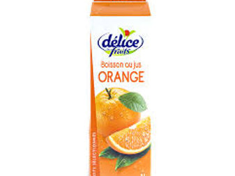 Boisson au Jus d'orange Delice