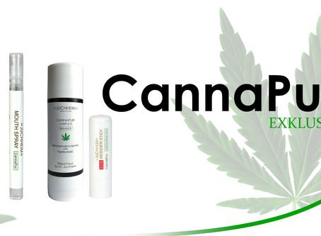 Die neuen CannaPur Produkte