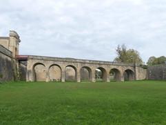 The Citadel of Blaye, designed by Vauban.