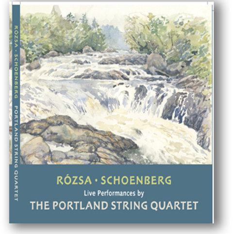 ROZSA and SCHOENBERG