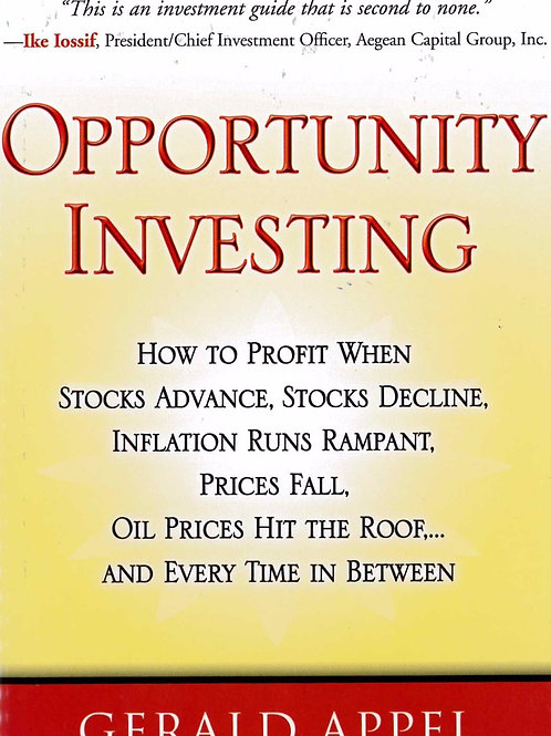 Book - Opportunity Investing