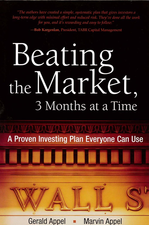 Book - Beating the Market