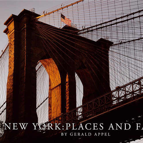 New York: Places and Faces