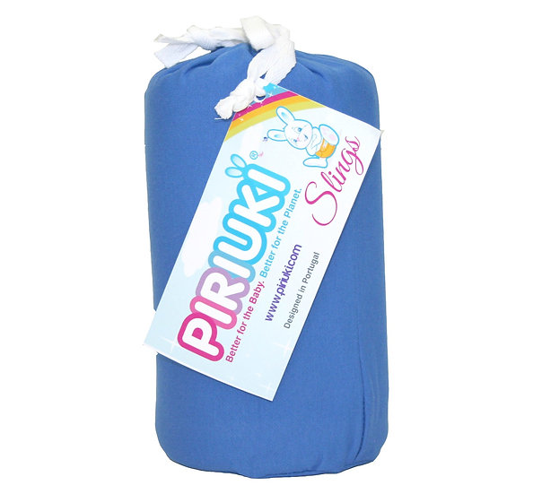Piriuki Sling Baby Carrier Indigo Blue
