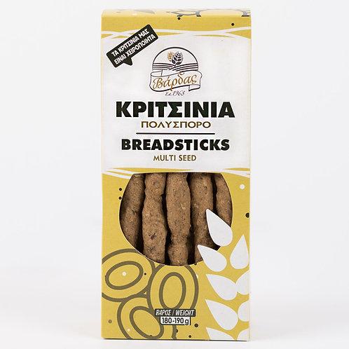 Multiseed Breadsticks