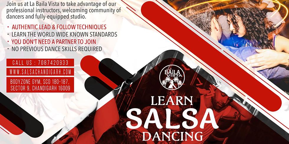 Free Salsa Demo Class