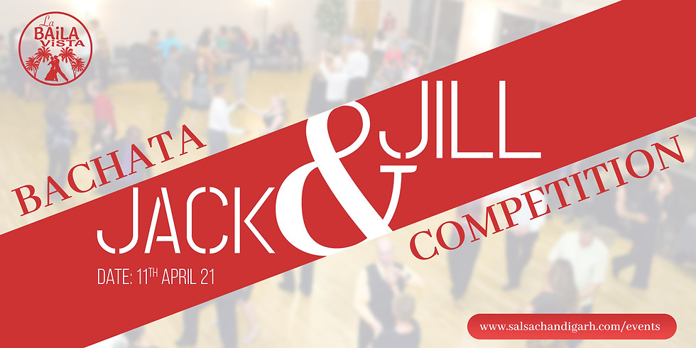 Jack & Jill Competition (Bachata)