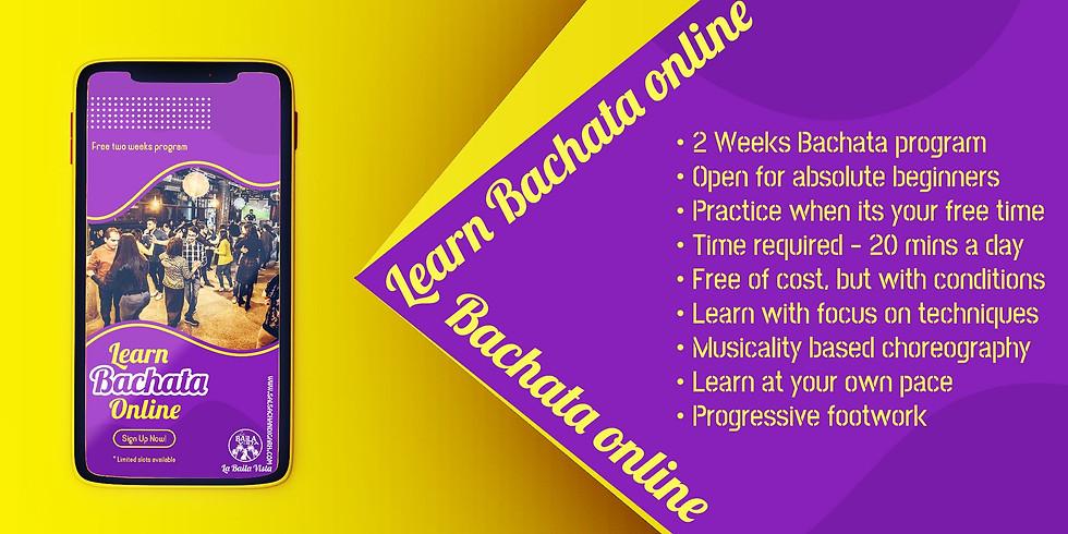 Learn Bachata Online !