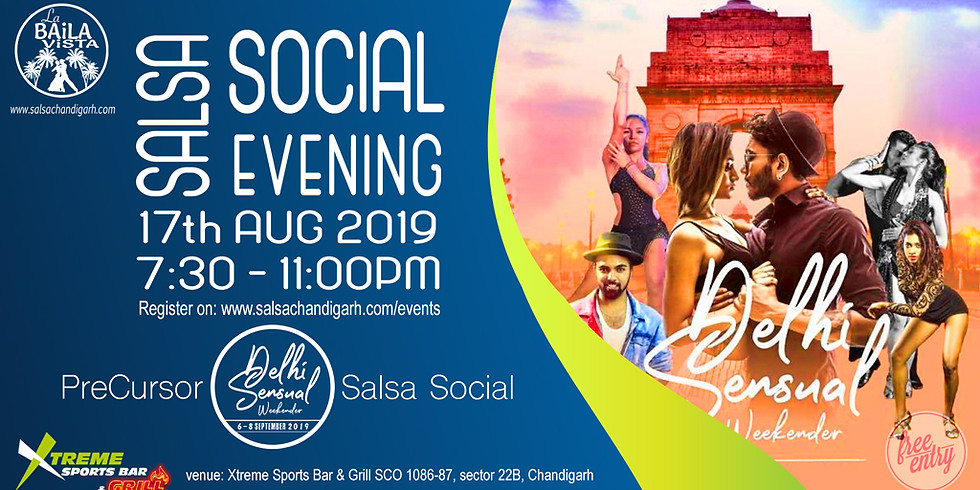 Chandigarh Salsa Social | Xtreme Sports Bar & Grill