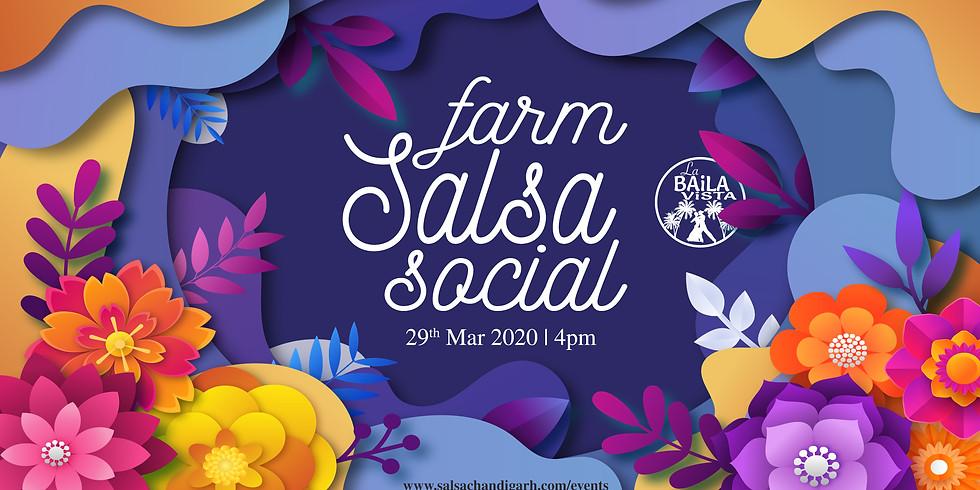 Farm Salsa Social | LBV 4th Anniversary
