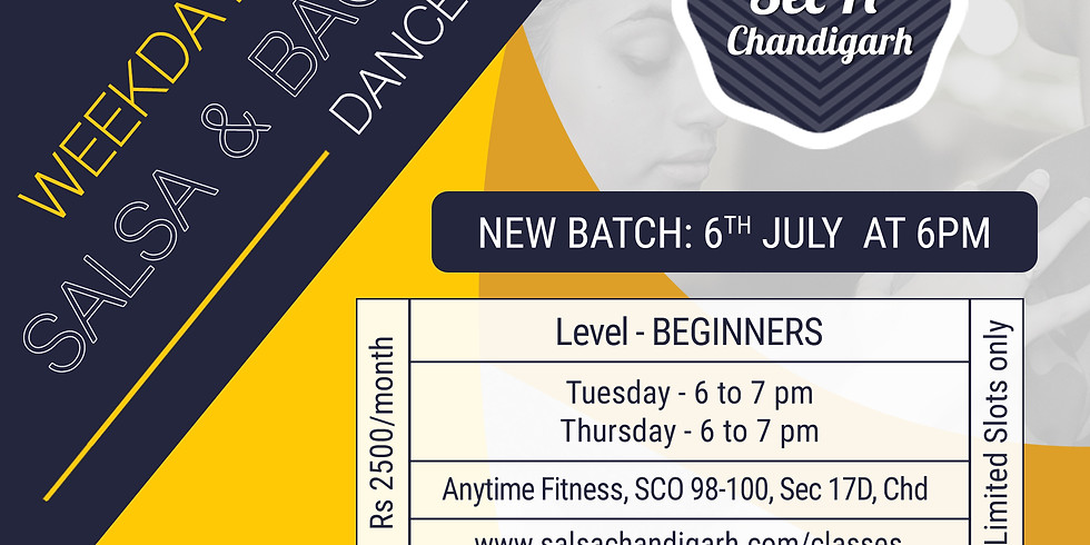 Free Demo Class | AnyTime Fitness | 6th July - 6pm | Weekday Batch