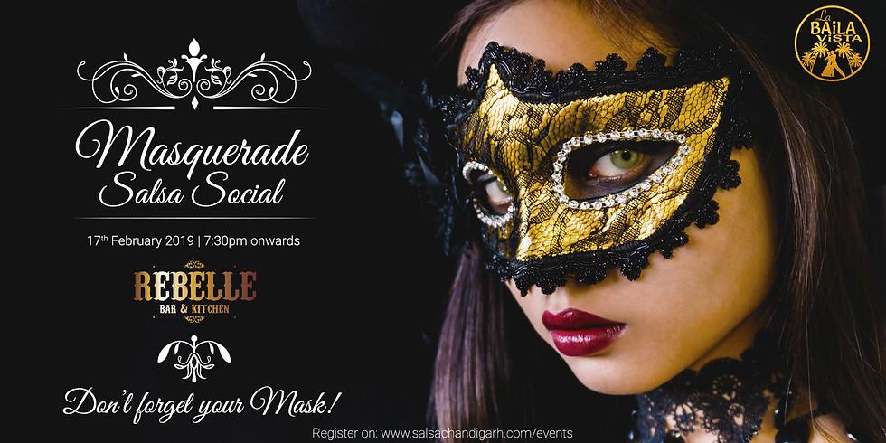 Masquerade Salsa Social