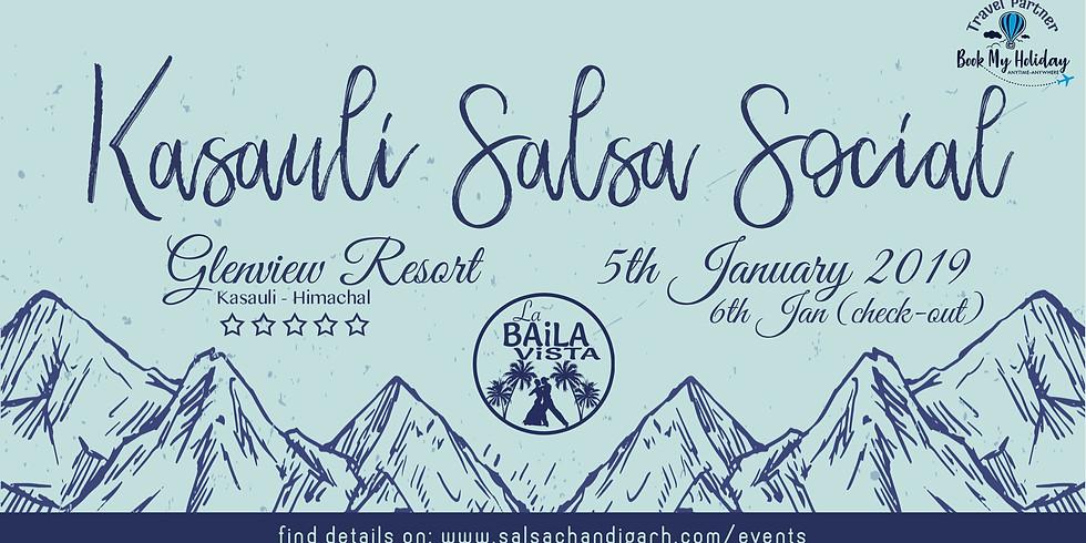 Kasauli Salsa Social