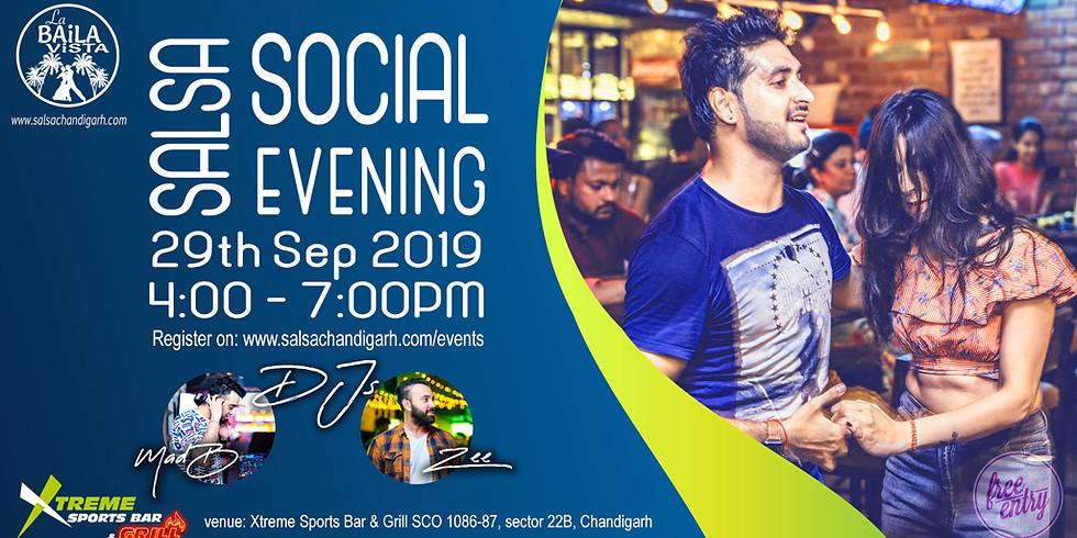 Chandigarh Salsa Social | Xtreme Sports Bar & Grill