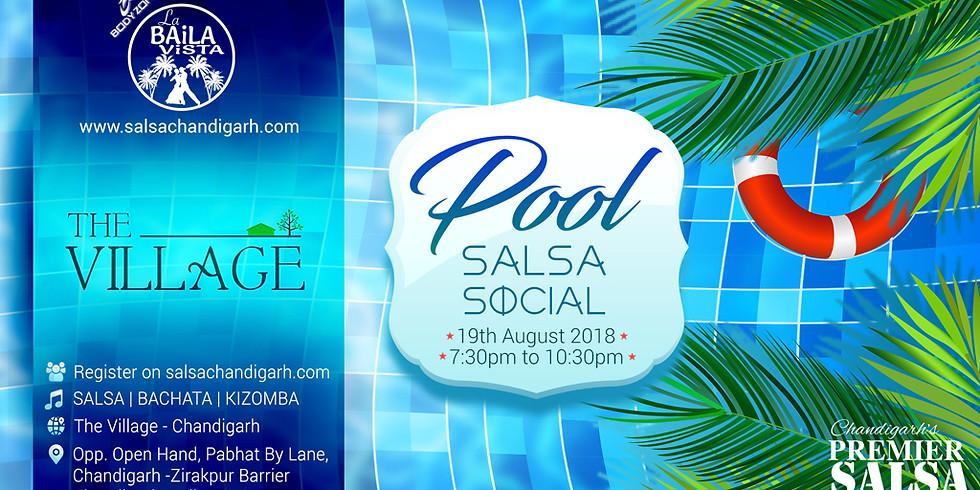 Pool Salsa Social   The Village - Chandigarh
