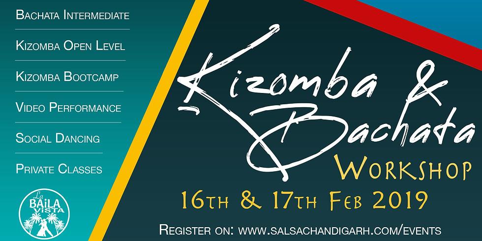 Kizomba & Bachata Workshop by Suraj Verma