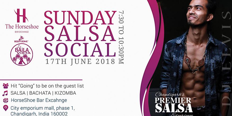 Chandigarh Salsa Social