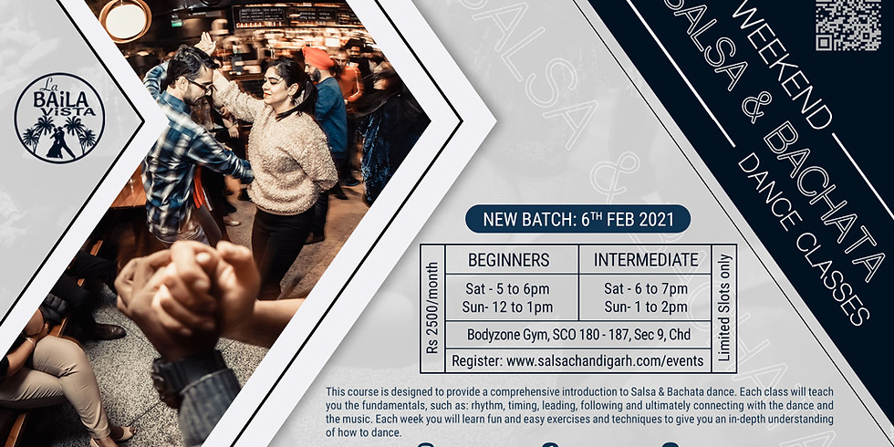 Free Demo Salsa Class | 6th Feb - 5pm