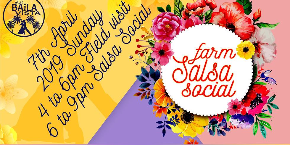 Farm Salsa Social | LBV 3rd Anniversary