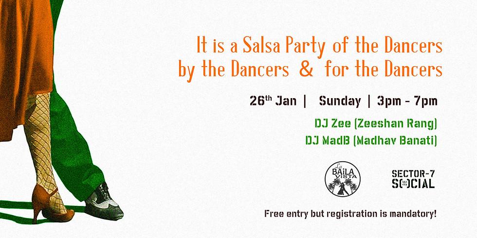 Jan 26th 20 | Free 1hr Bachata Workshop & 3hr Social Dancing