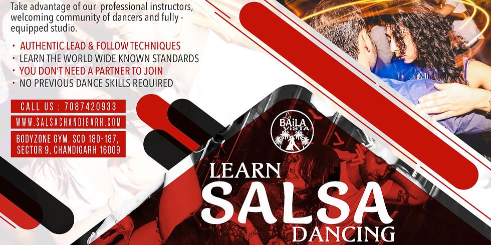 New Salsa/Bachata Weekend batch